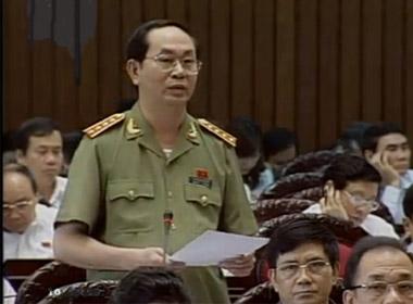 Bộ trưởng Bộ Công an: Dùng thuốc nội thi hành án tử hình
