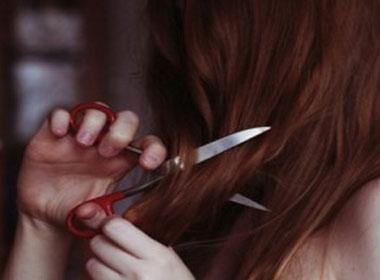 Chán nản với mái tóc bị cắt hỏng, cô gái trẻ đã tìm đến chết. (Ảnh minh họa).