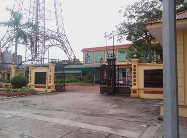 Trụ sở Đài PT-TH Thái Bình