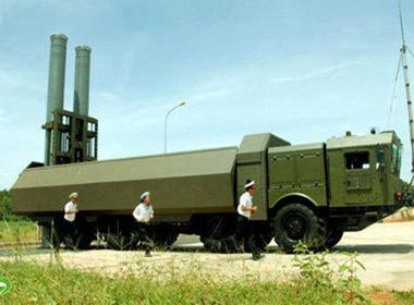 Tổ hợp Bastion sử dụng tên lửa Yakhont của Hải quân Việt Nam