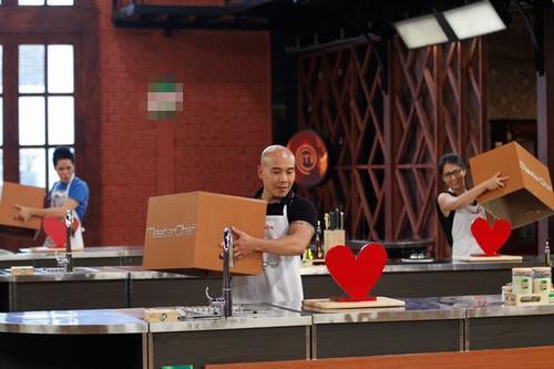 Chung kết Masterchef Vietnam 2013: Cuộc đối đầu giữa hai đầu bếp nam heloguongmatvaochungketmasterchefvietnam2jpg1373704768