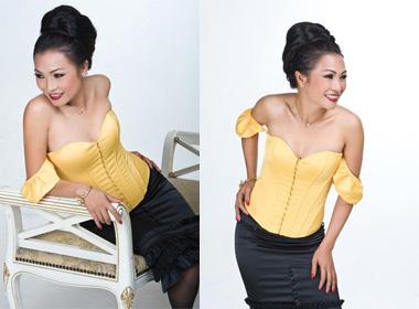 Ca sĩ Phương Thanh chuẩn bị thi hoa hậu?