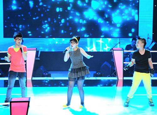 """The Voice Kids tập 3 vòng Đối đầu: Phương Mỹ Chi đi tiếp """"đập tan"""" tin đồn bị loại voicekid8jpg1374335720"""
