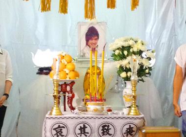 Những điều trùng hợp không thể lý giải trong đám tang Wanbi Tuấn Anh