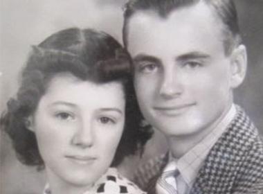 Les và Helen đã chung sống hạnh phúc 75 năm