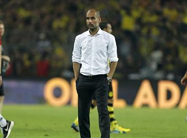Pep thất bại trong thử thách lớn đầu tiên tại Bayern
