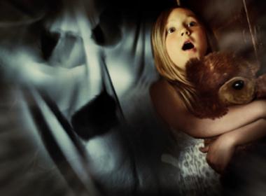 Hình ảnh con 'ngáo ộp' khiến trẻ con khiếp sợ (Ảnh minh họa)