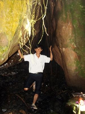 Những truyền thuyết ly kỳ ở hang Thoát y | Hang động, Vườn quốc gia Cát Tiên, Lâm Đồng, Truyền thuyết, Bí ẩn, Du lịch Việt Nam