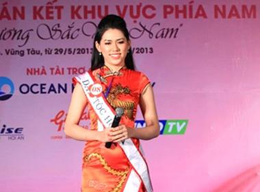 Thí sinh Cooc Dinh ân hận vì tung tin Hoa hậu Dân tộc mua giải