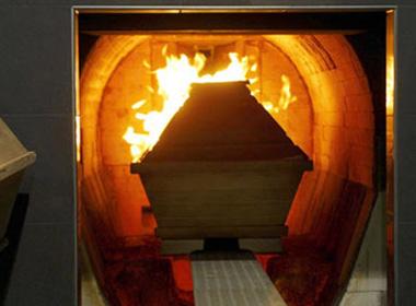 Hỏa táng đang trở thành phương thức chôn cất thông dụng.