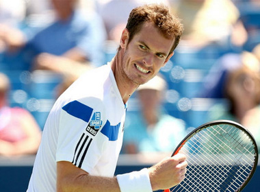 Tay vợt Andy Murray