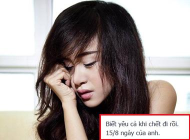 Bà Tưng bật khóc: