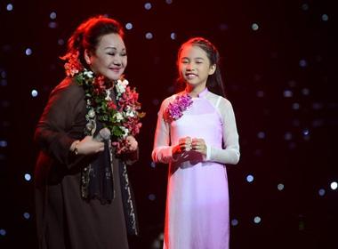 NSND Ngọc Giàu: Khi 10 tuổi tôi cũng nổi như Phương Mỹ Chi