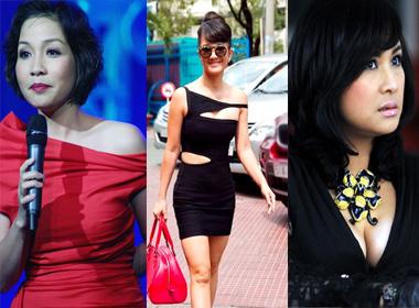 Diva Việt: Người bốc lửa, kẻ kín kẽ
