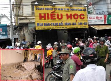 NÓNG 24h: Hai nghi can sát hại dã man chủ tiệm vàng sa lưới