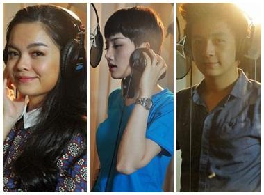 Sao Việt thu âm ca khúc cuối cùng của Wanbi Tuấn Anh