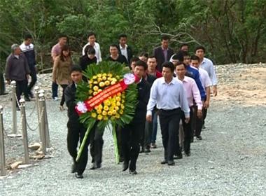 Tạm dừng đón khách viếng mộ Đại tướng Võ Nguyên Giáp