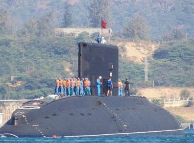 Việt Nam nhận bàn giao tàu ngầm Kilo thứ hai cuối tháng 1/2014