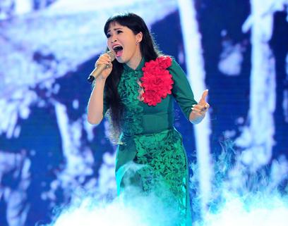 Ra mắt album tưởng nhớ Đại tướng Võ Nguyên Giáp của Trang Nhung