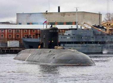 Tàu ngầm Kilo thứ 2 lên đường về nước