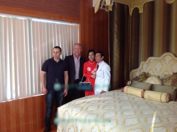 'Siêu giường' của đại gia Lê Ân đã hoàn thành