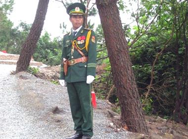 Đón Tết cùng Đại tướng Võ Nguyên Giáp tại Vũng Chùa