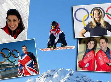 Olympic mùa đông 2014 đang trở thành màn toả sáng của những dấu ấn cá nhân