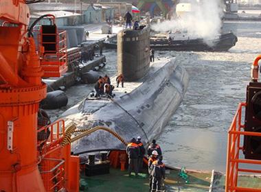 Lộ trình tàu ngầm Hồ Chí Minh về Cam Ranh vào tháng 3