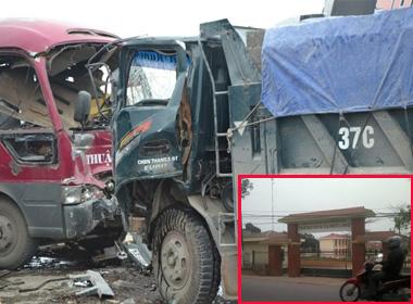NÓNG 24h: Tai nạn kinh hoàng ở Nghệ An; Thầy giáo làm bậy với học sinh