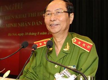 Những vị tướng công an qua đời khi đang đương chức