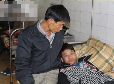 Em P.V.C điều trị tại bệnh viện Đa khoa Hương Khê
