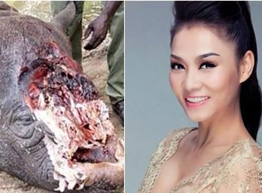 Thu Minh kêu gọi dân Việt không giết hại động vật hoang dã