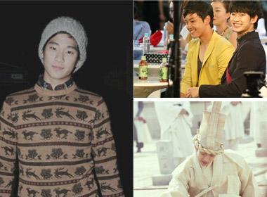 Ảnh hậu trường và đời thường đáng yêu của Kim Soo Hyun.