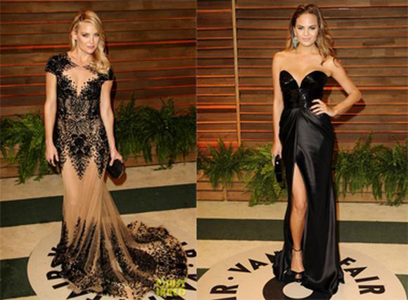 Những bộ váy dạ hội đẹp nhất tại hậu oscar