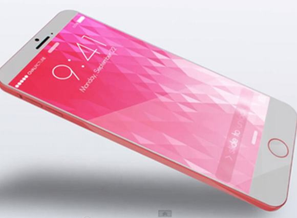 iPhone 6C Concept đẹp long lanh