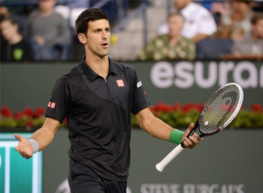Indian Wells 2014: Nỗi lo của Djokovic