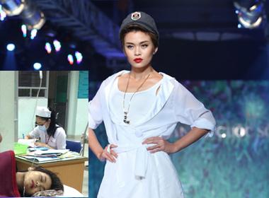 Nguyên nhân quán quân Next Top Model - Mâu Thanh Thủy ngã chấn thương sọ não