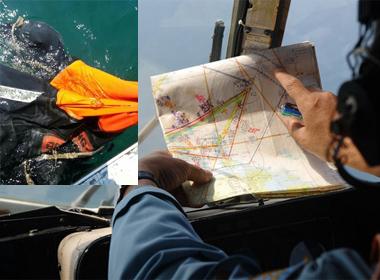Cuộc tìm kiếm máy bay mất tích đã bước sang ngày thứ 5