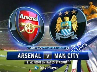 Arsenal – Man City (0h30 30/3): Thêm một thảm họa