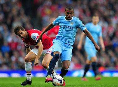 Arsenal - Man City: Hai bộ mặt trái ngược