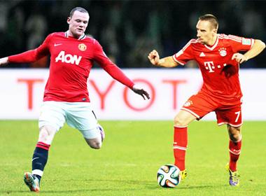 M.U - Bayern (1h45 2/4): Nhiệm vụ bất khả thi