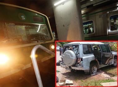 NÓNG 24h: Tai nạn tàu điện ngầm kinh hoàng; 3 công an thiệt mạng vì xe nổ lốp