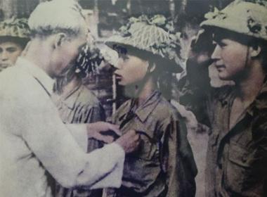 Gặp người bắt sống Tướng De Castries trong chiến dịch Điện Biên Phủ