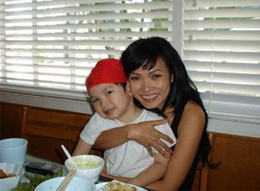 Những sao Việt âm thầm mang bầu và sinh con