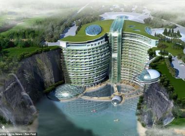 Dự án nghỉ mát Trung Quốc bị phản đối