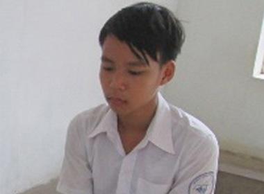 Bị phát hiện trộm điện thoại, học sinh lớp 8 giết hàng xóm bịt đầu mối