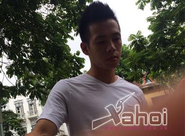 Tiền vệ U23 VN đi xế hộp sai làn, bị 141 'thổi phạt'