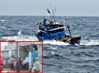 NÓNG 24h: Tàu cá TQ đâm chìm tàu cá VN; Cặp đồng tính treo cổ chết trong nhà trọ