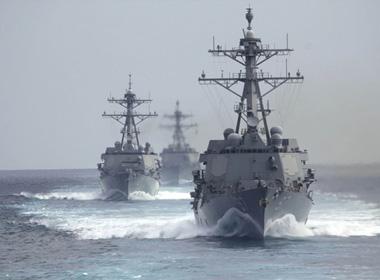 Căng thẳng Biển Đông đẩy chiến tranh Mỹ - Trung đến gần hơn?