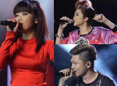 Học viện ngôi sao: Chia tay Kim Thành, top 3 lộ diện
